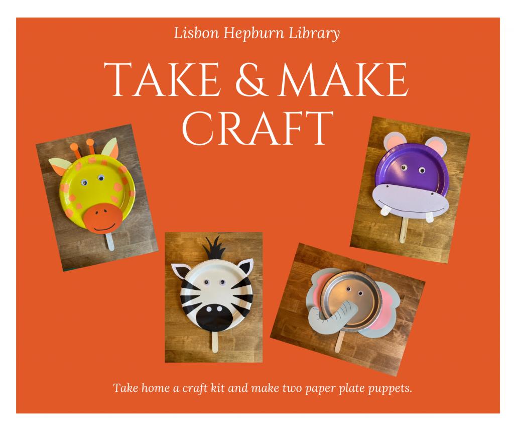 Take & Make Craft